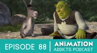 The Rotoscopers review DreamWorks' second CGI animated film–the amazing, hilarious, irreverent Shrek. Highlights Main Discussion: Shrek (2001) Morgan and Chelsea saw this movie in theatres together and bonded over the fairy tale and […]