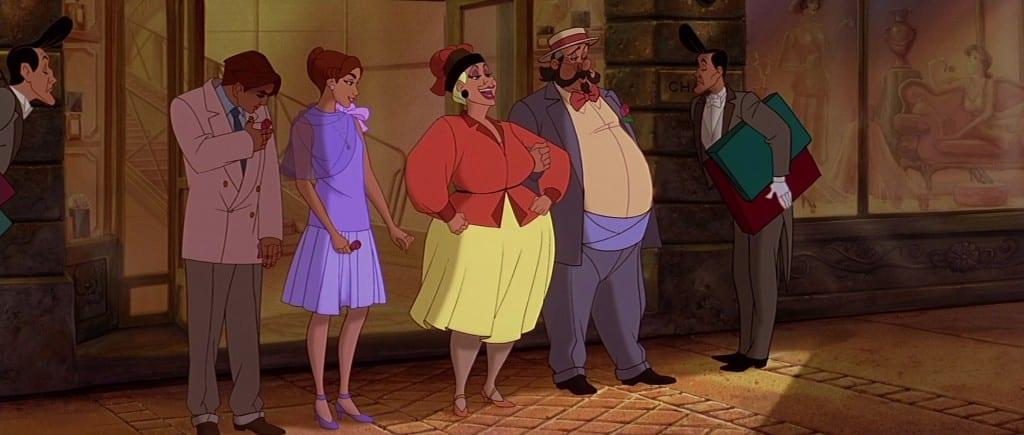 Anastasia Characters