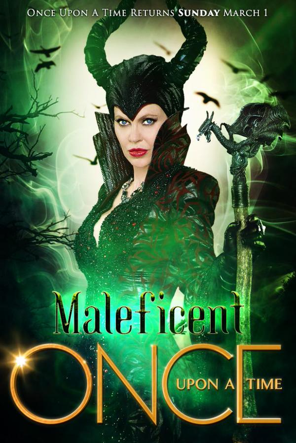 once upon a time maleficent