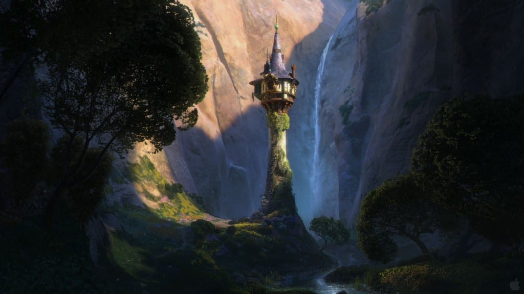 Tangled-Tower