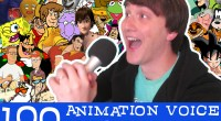 If you've ever heard Mason's hilarious impressions on the Animation Addicts Podcastyou know that he's über talented. A while ago, Mason challenged himself to do a video featuring the voice's […]