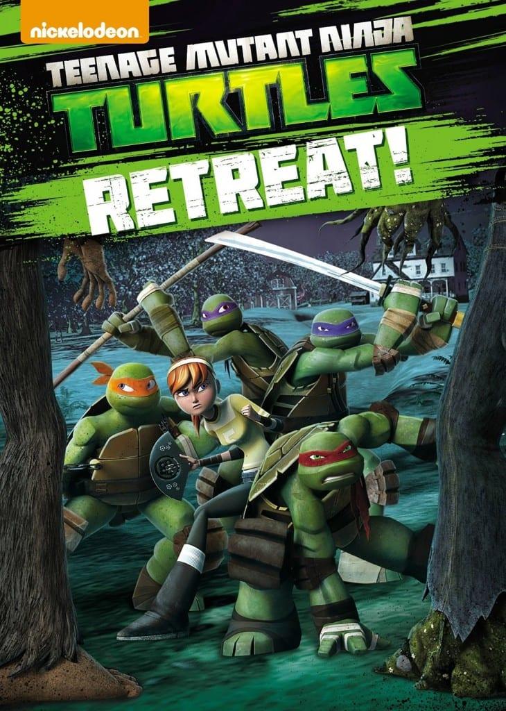 Teenage Mutant Ninja Turtles: Retreat' DVD Review + LEGO Giveaway ...