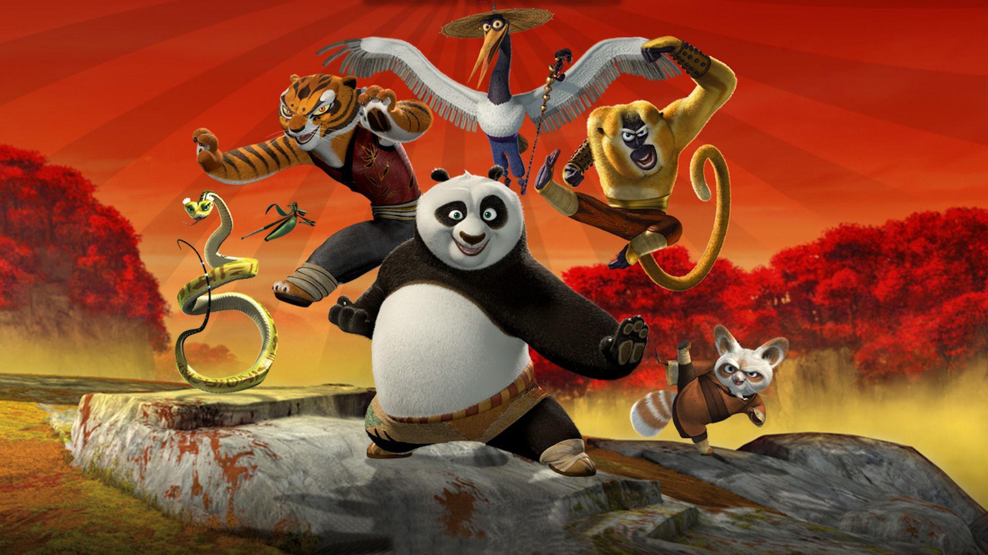 Mads Mikkelsen Leaves 'Kung Fu Panda 3' Voice Cast + More ...