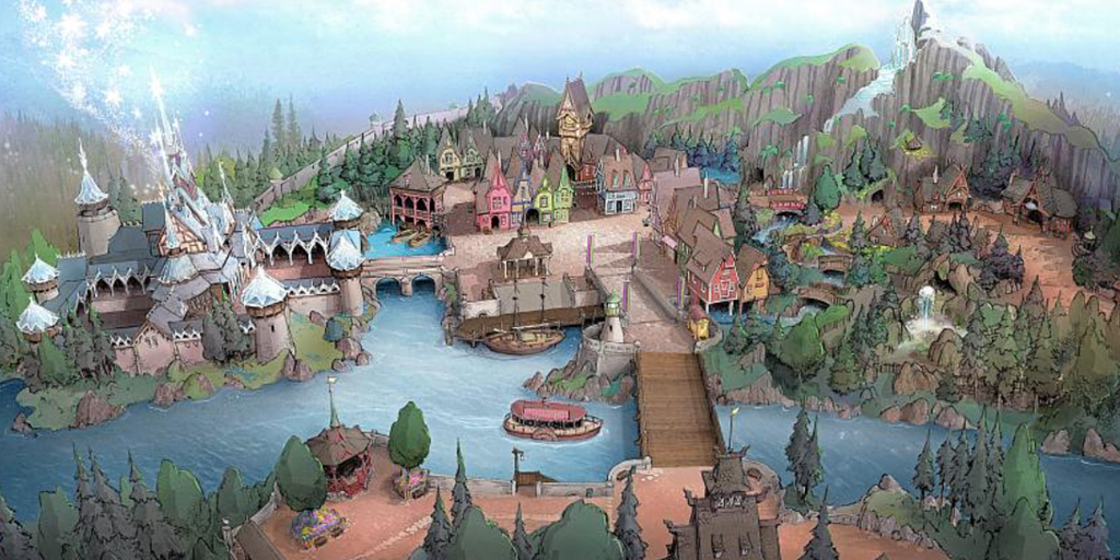 The news was released today by the Oriental Land Company, Tokyo Disney ...