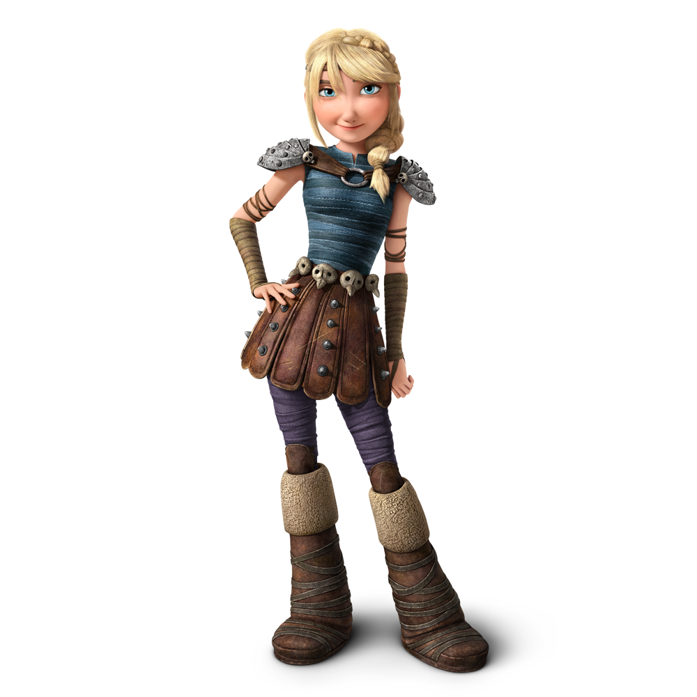 First, Astrid Has A More Simple Version Of Her Side Braid From How To Train  Your Dragon 2 Second, Her Shirt Appears To Be