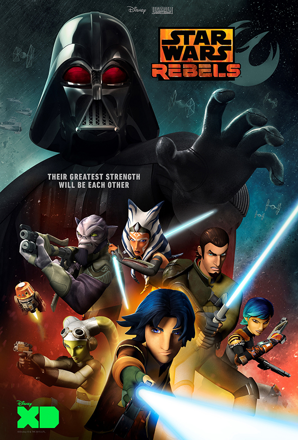 Star Wars Rebels' Season Two Clip & Premiere Date Confirmed | The Star ...