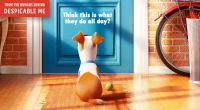 Have you ever wondered what your pets do when you're not home? Well, this new teaser trailer for Illumination Entertainment's The Secret Life of Pets explains it all. Next month, […]