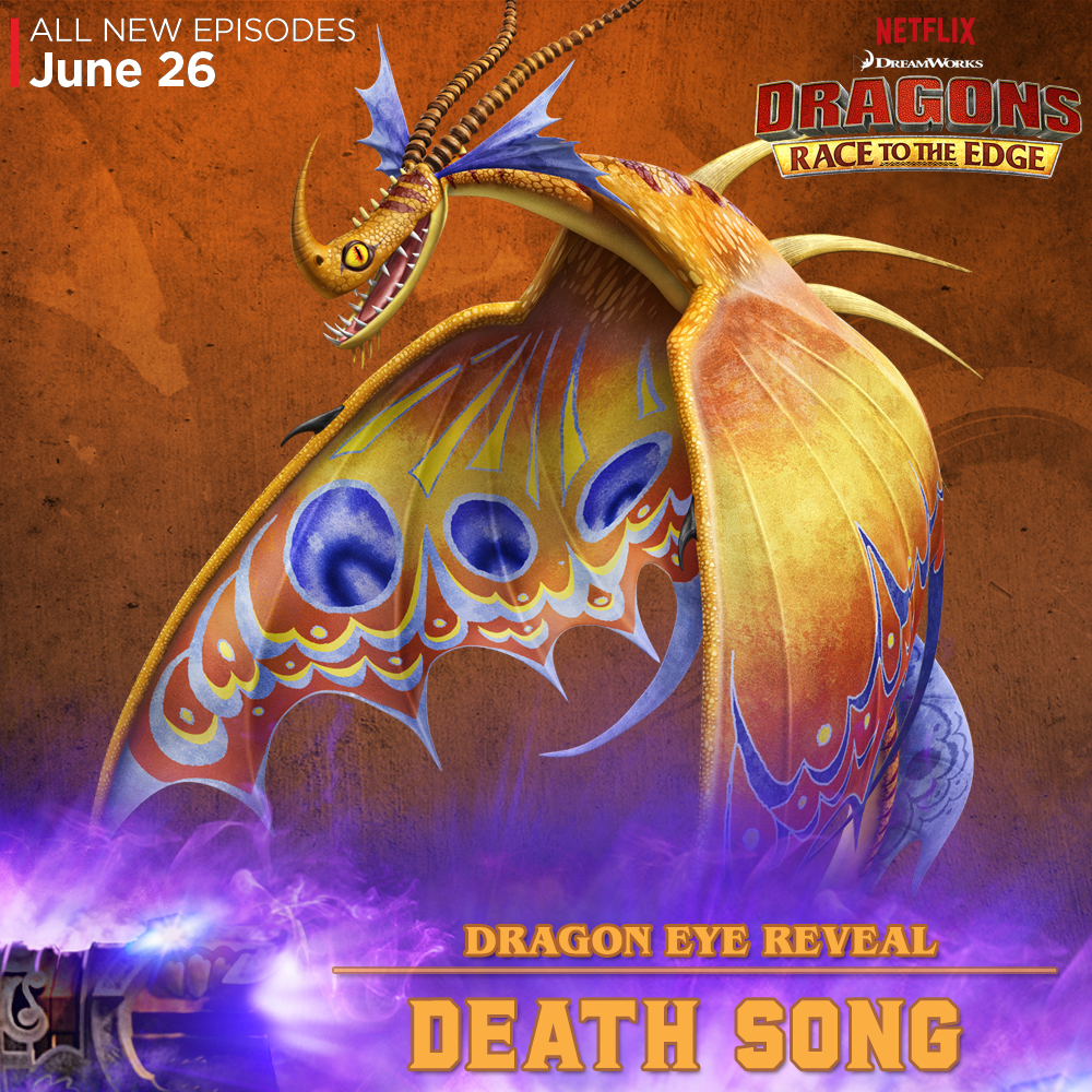 Dragons Rtte Death Song