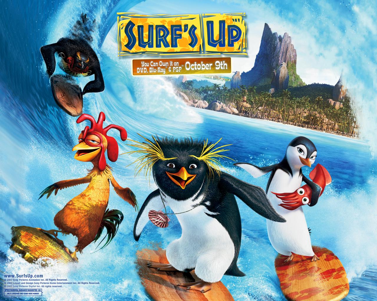 surf up