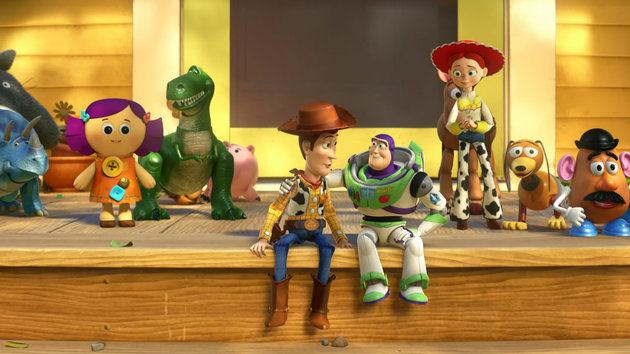 Pixar Rewind U0026#39;Toy Story 3u0026#39; | Rotoscopers