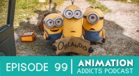 We go back to the dawn of time and the inception of everyone's favorite little yellow henchmen with a review of Illumination Entertainment's 2015 filmMinions. Highlights Nerdy Couch Discussion: Humor […]
