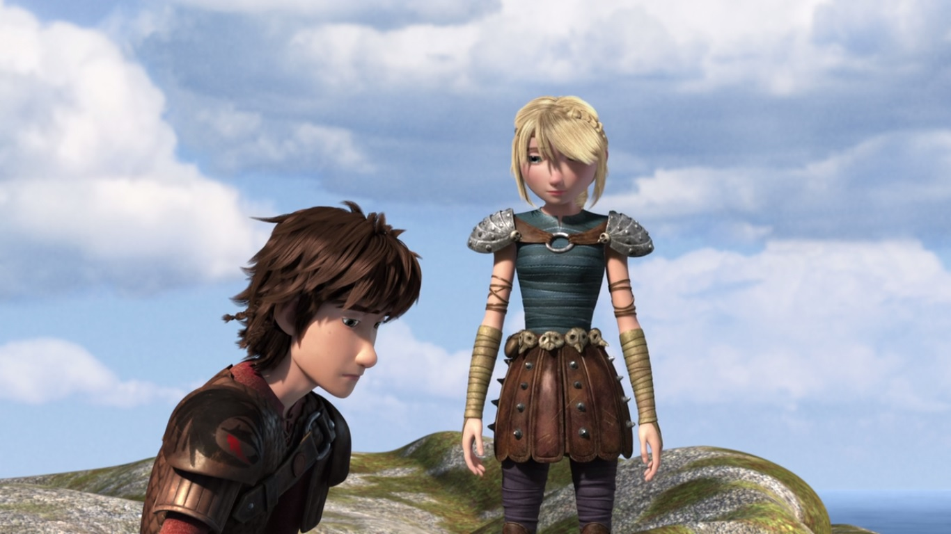 astrid how to train your dragon 2 full body