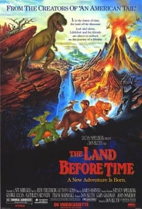 Land Before Time Poster Roto
