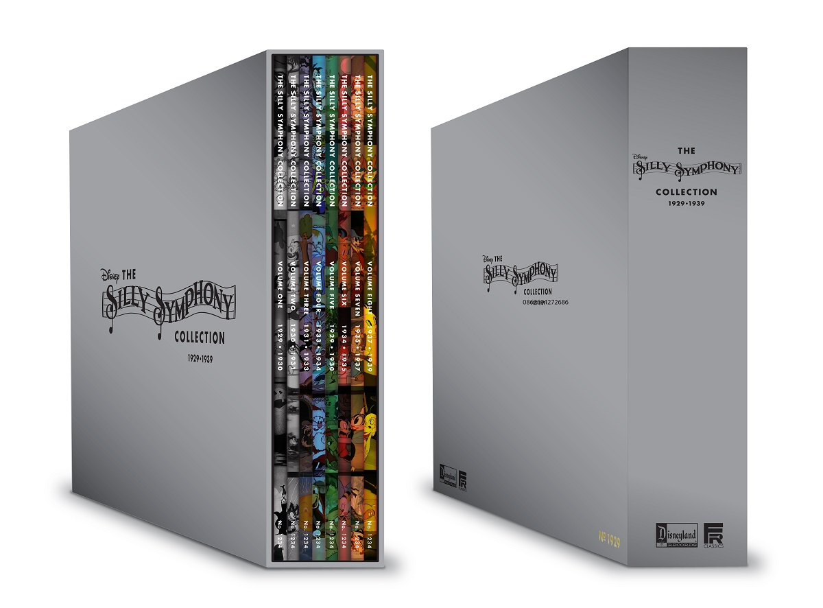 Silly Symphony Collection Rotoscopers