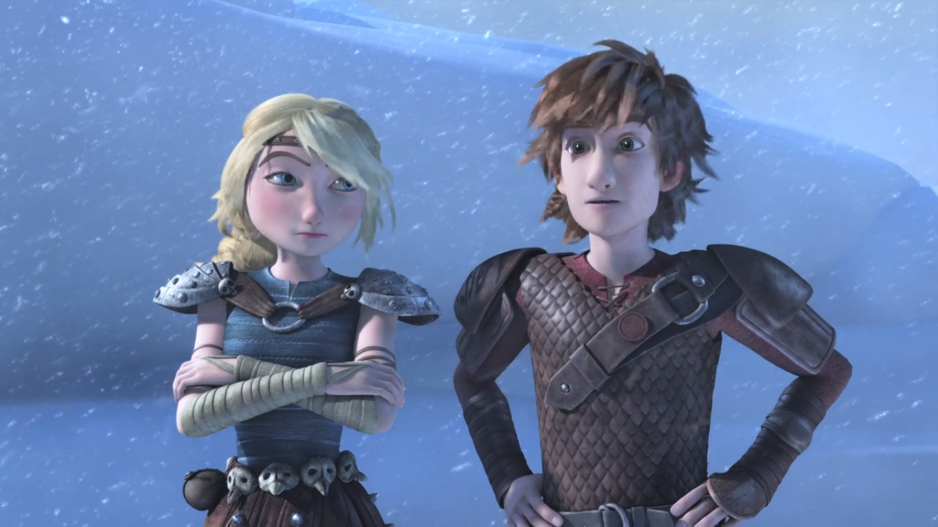how to train your dragon tv show episode 1