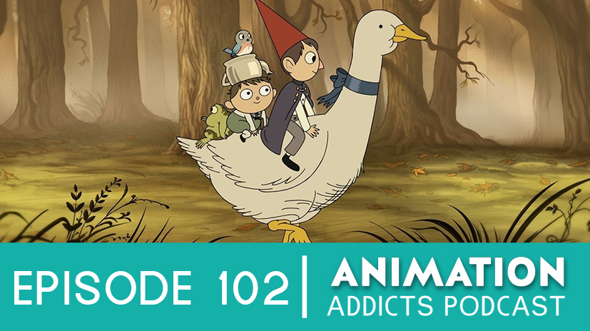 Animation Addicts 102 39 Over The Garden Wall 39 Candy Camouflage Rotoscopers