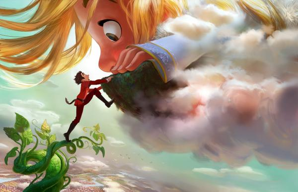 Disney No Longer Developing Animated Jack & the Beanstalk Film