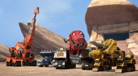 Crush it. Smash it. Move it. Lift it. Build it up! Dinotrux! Going strong! Dinotrux! Let's go! Dinotrux. It's what you get when you mash up young boys' favorite things: trucks, construction vehicles, […]