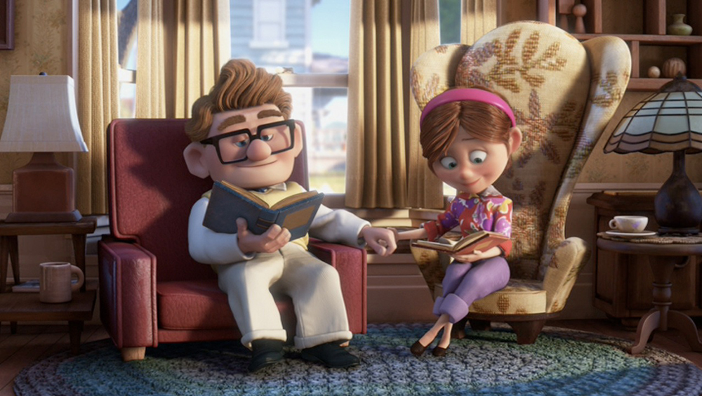 Image result for up couple