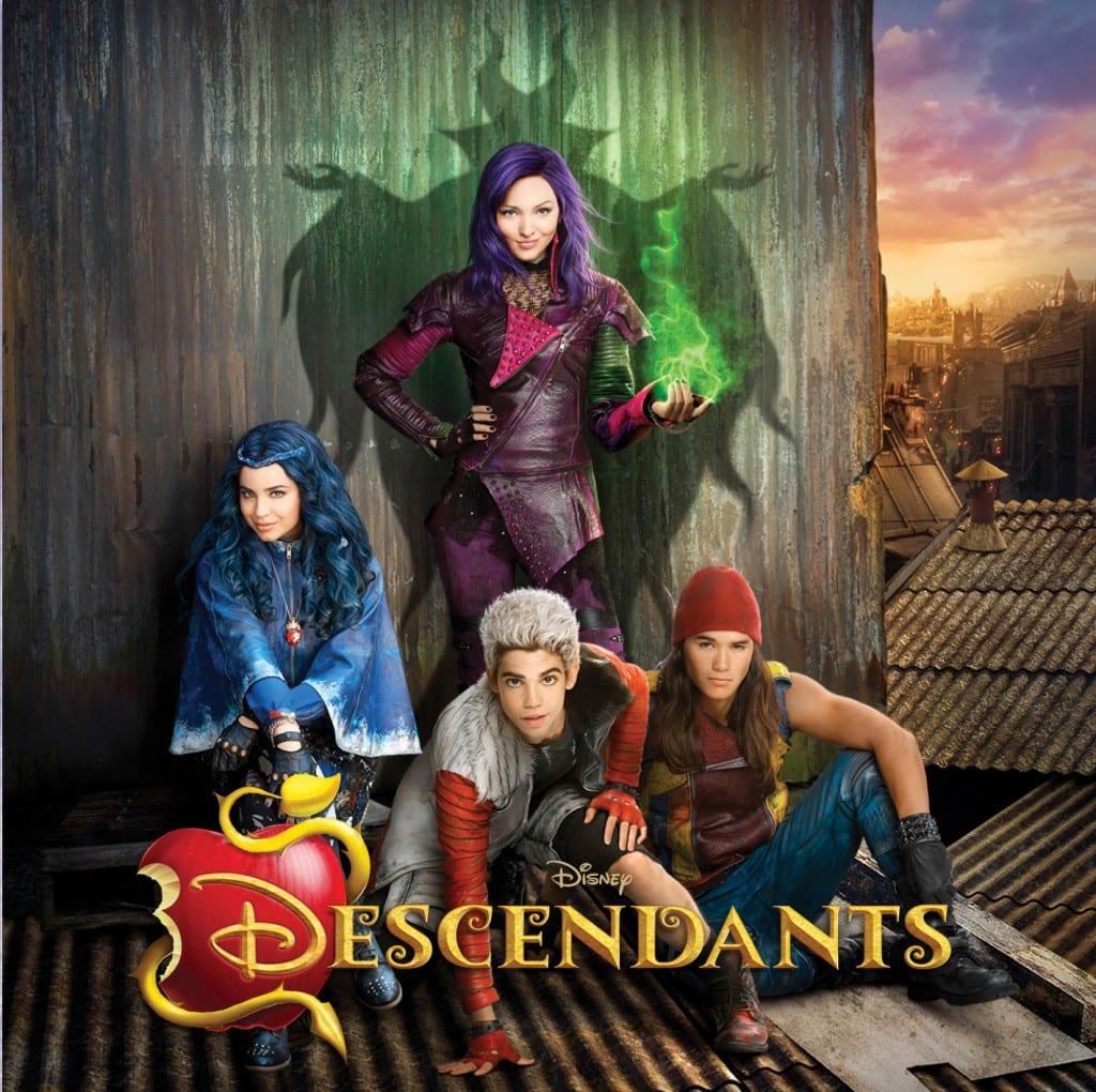[SOUNDTRACK REVIEW] Disney's 'Descendants': Rotten to the ...