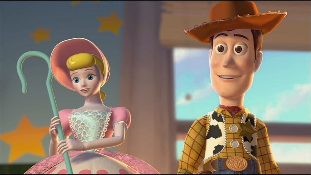 Toy Story 4 To Be Love Story About Woody And Bo Peep Rotoscopers