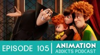 The Rotoscopers get together for episode 105 of the Animation Addicts Podcast, where we review Sony Picture Animation's 2015 animated film Hotel Transylvania 2. Highlights Main discussion:Hotel Transylvania 2 (2015) […]