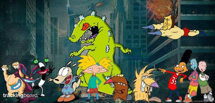 Nickelodeon Movies  Wikipedia