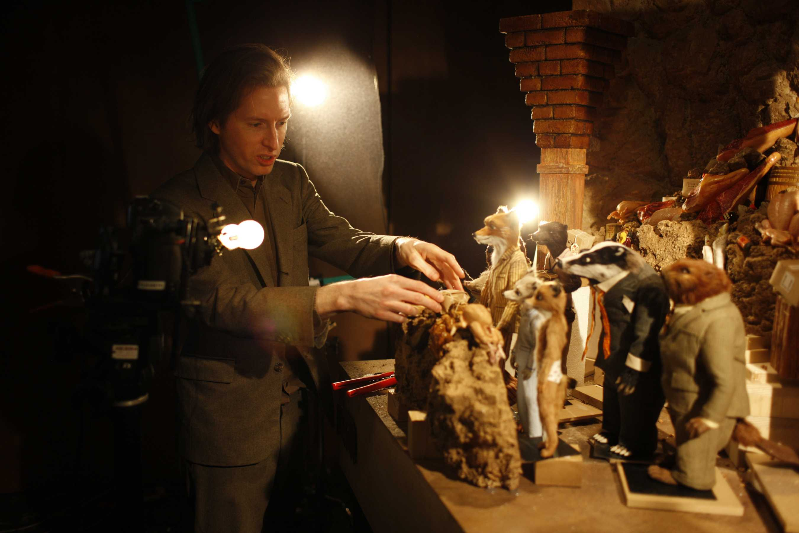 Wes Anderson To Return... The Fantastic Mr Fox Cast