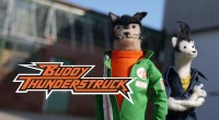 Stoopid Buddy Studios has announced a new stop-motion animated series calledBuddy Thunderstruckthat will premiere worldwide on Netflix in 2017. American Greetings Entertainmenthas teamed up withStoopid Buddy Stoodios, the company that […]