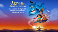 It seems that we've been waiting 10,000 years for Aladdin to be released on Blu-ray and digital HD, butthe wait is almost over. To celebrate the release, we have a […]