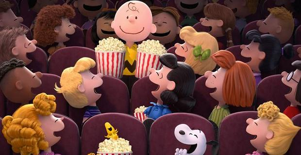 A Visit To Blue Sky Studios For The Peanuts Movie: [REVIEW] 'The Peanuts Movie' Retains Charles Schulz's