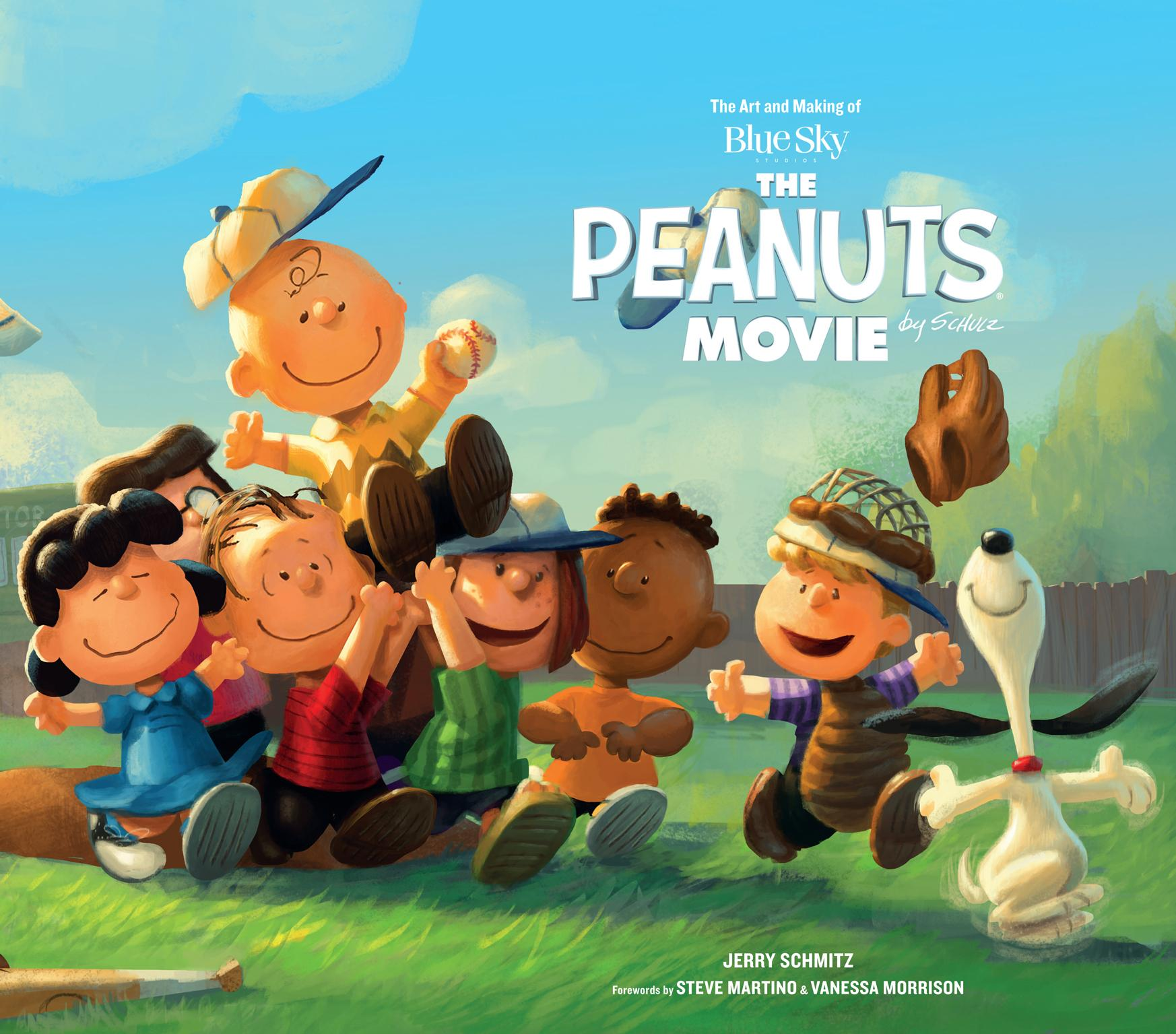 art-of-the-peanuts-movie