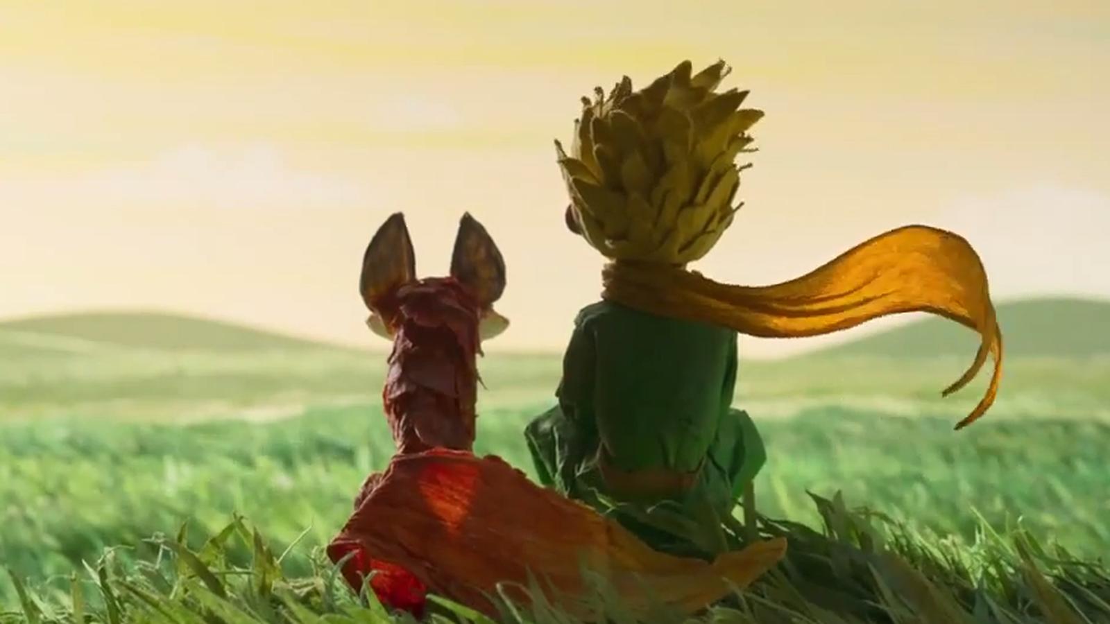 Little-Prince-Fox