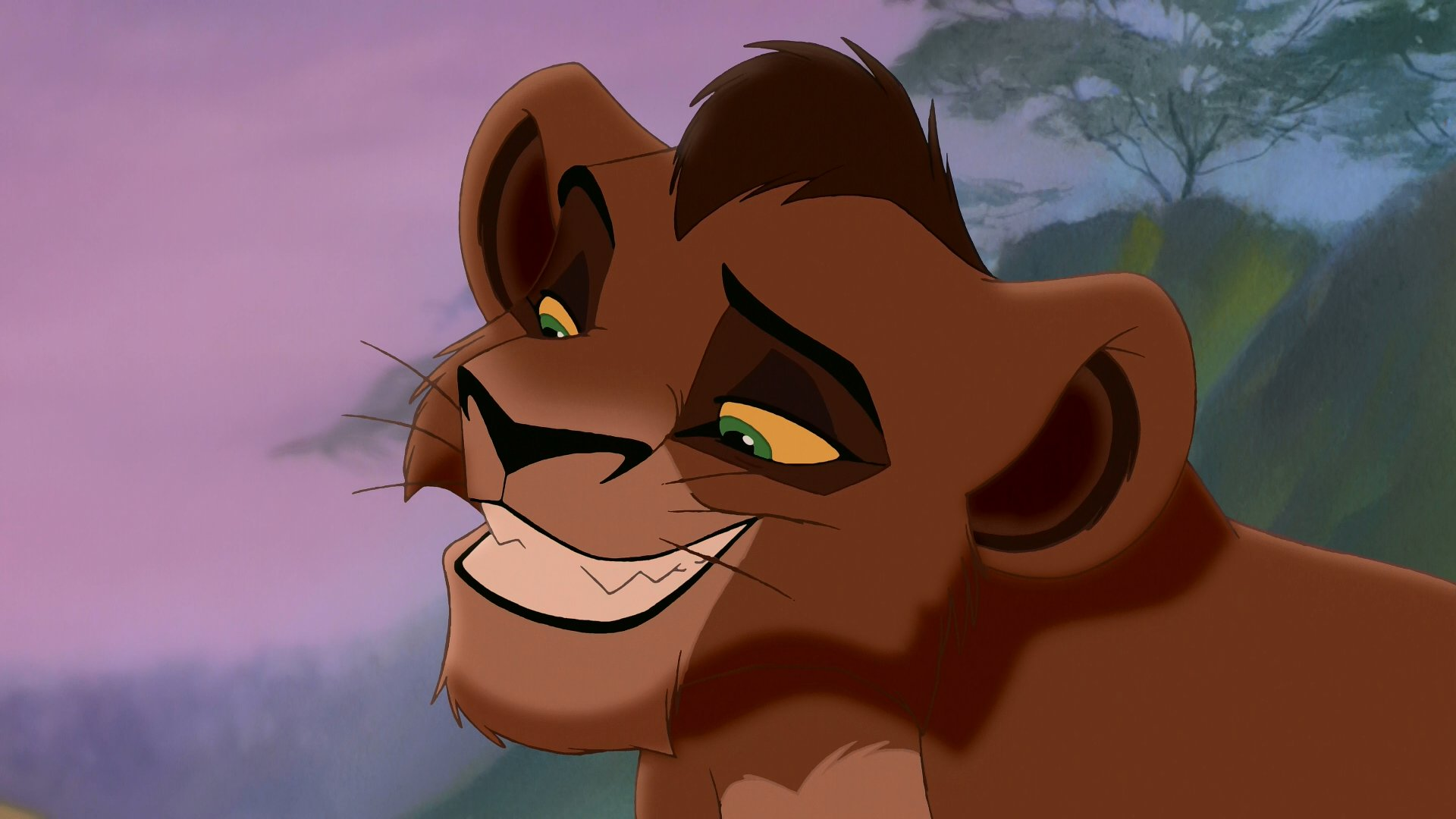 Kovu on 'The Lion Guard' | Rotoscopers