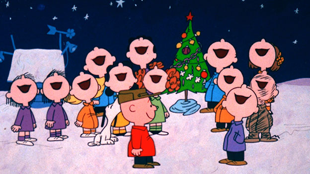 Rotoscopers' 12 Days of Christmas: 'A Charlie Brown Christmas ...