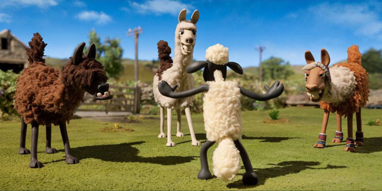 Shaun the Sheep' Christmas Special Available Now on Amazon ...
