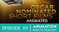 """The Rotoscopers are joined by RotoWriter Max den Hartog to discuss this year's batch ofnominees for Best Animated Short Film. Highlights Rei, Michael, and Mary win our """"How Well Do […]"""
