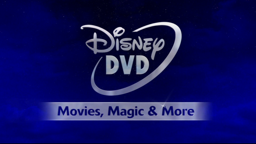 Six Amazing Disney DVD...