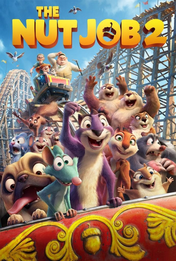 Image result for The Nut Job 2 poster