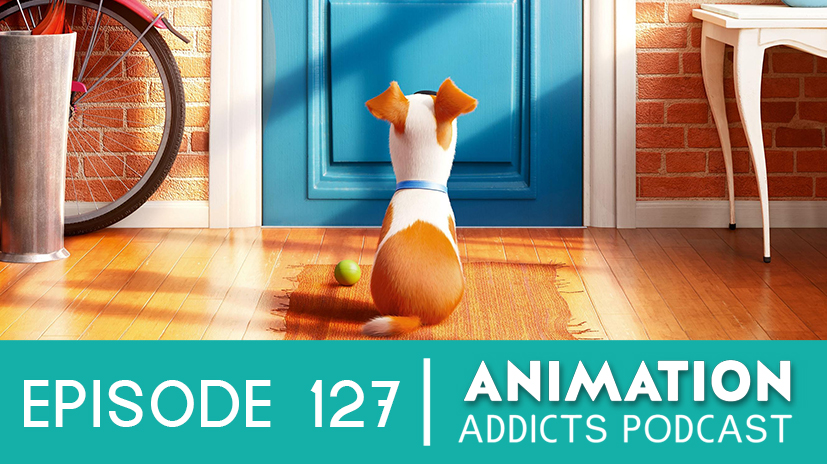 127 'The Secret Life of Pets' - The Snake in My Pantry