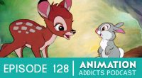 The Rotoscopers have gone on strike! Last minute they decided to review the Walt Disney classic, Bambi, instead of Ice Age 5. Was it a good decision? You be the […]