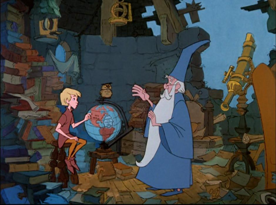 Disney Canon Countdown: 'The Sword In The Stone'