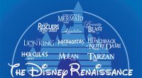 As we leave the dark period of Disney's Bronze Age, we enter what is arguably the most popular era in Disney animation, one ofthe most popular recent eras,the Disney Renaissance. […]