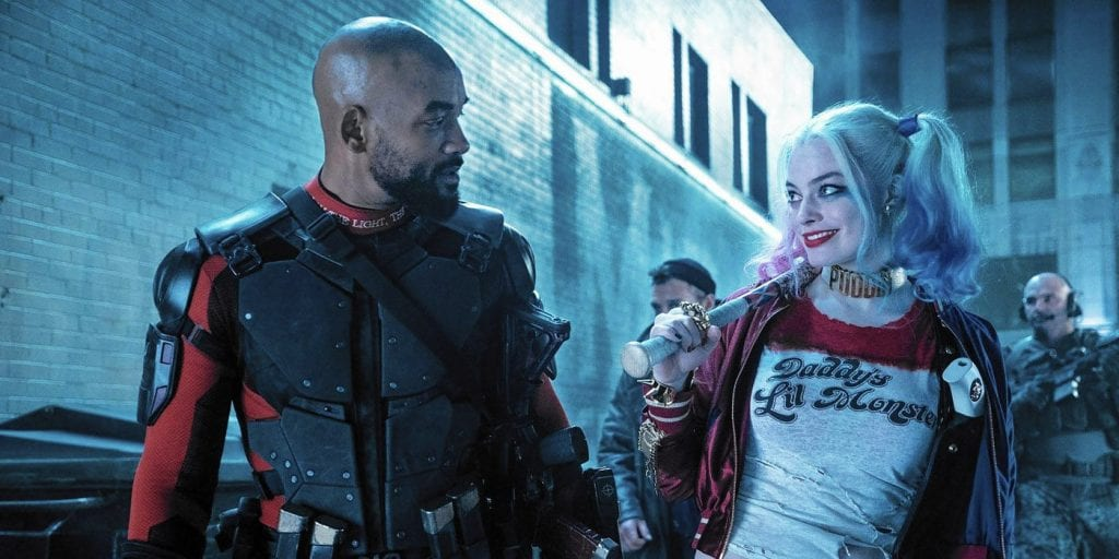 Will-Smith-and-Margot-Robbie-in-Suicide-Squad