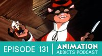 Way out west, the Rotoscopers are at it again, dog-gone-it! This time they review 'An American Tail: Fievel Goes West' Highlights Main Discussion: So many connections to Beauty and the […]