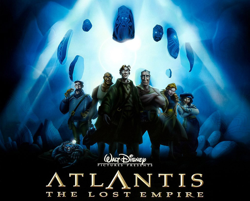 Disneys atlantis porn