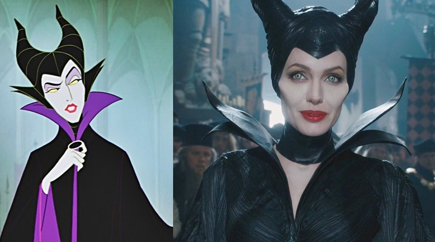 maleficent-old-versus-new