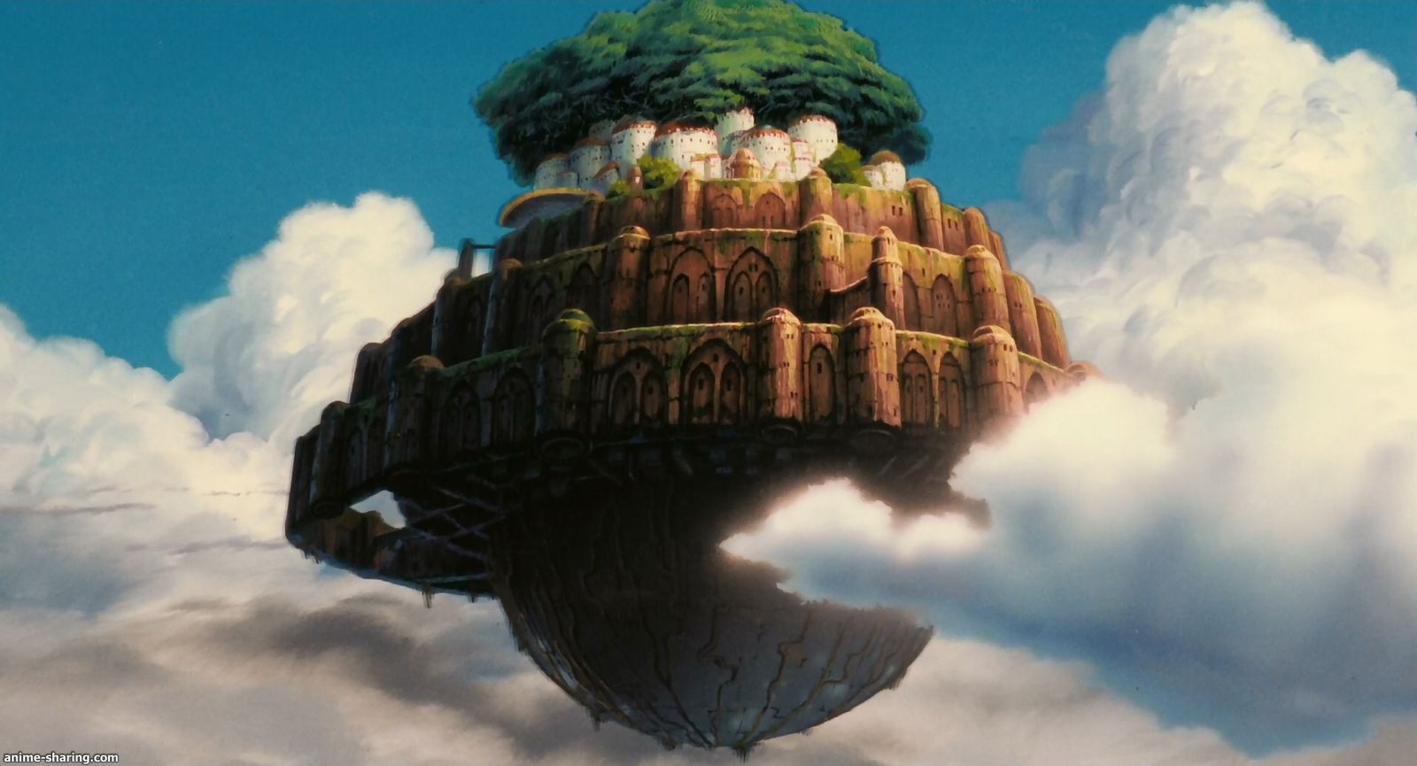 Laputa castle in the sky xvid eng subs anime