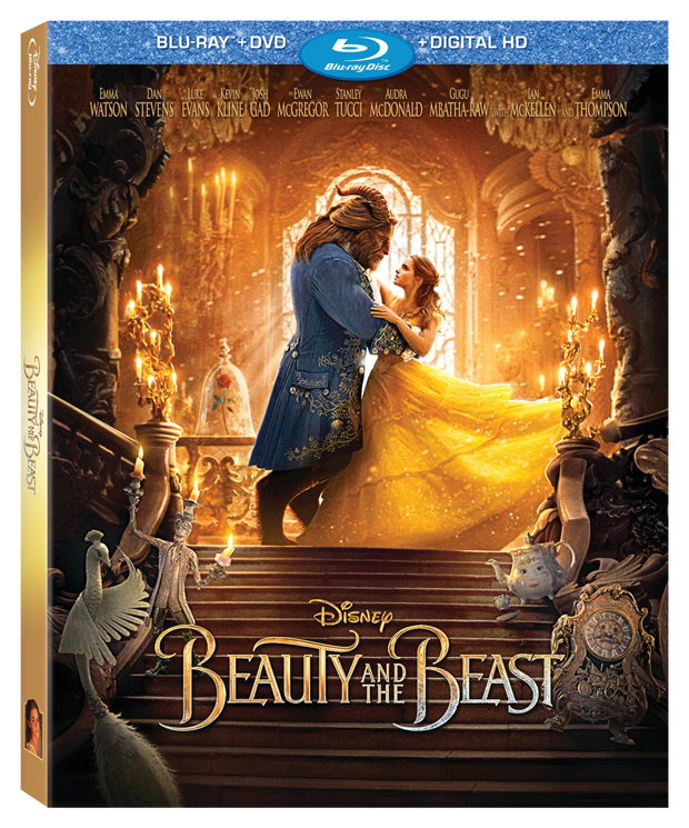 [REVIEW] 'Beauty and the Beast' (2017) Blu-ray | Rotoscopers