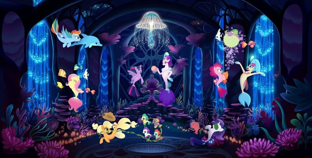 Here's the magical first trailer for 'My Little Pony